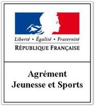 Agrement Jeunesse et Education Populaire large